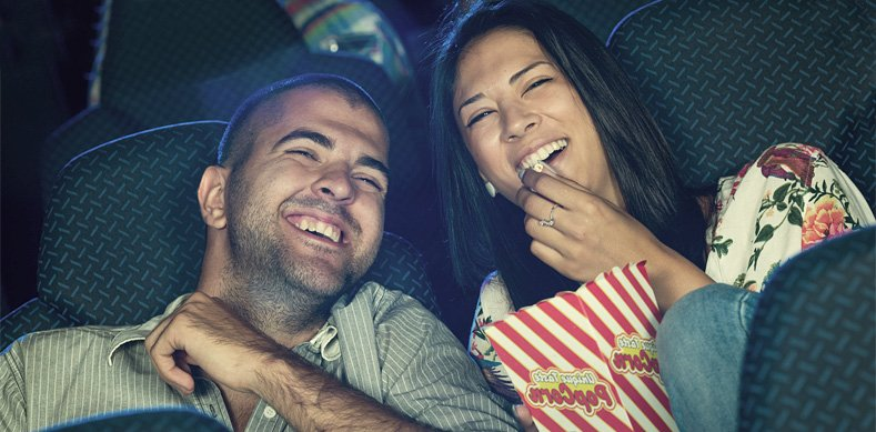 Sex in the cinema, the audience thrilled